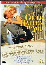 It Could Happen to You - DVD - Nicolas Cage, Bridget Fonda, Isaac Hayes