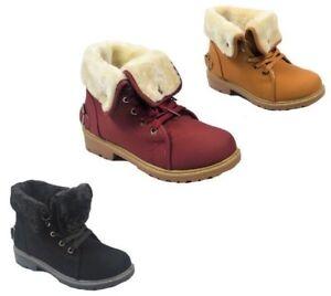 328d0bd5c5d301 Women s Snow Sneakers Boots buckle Grip Soles Winter Ankle Top Warm ...