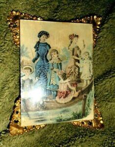 Free sample of Zhang Ji Antique Godeys Ladies children Fashion ...