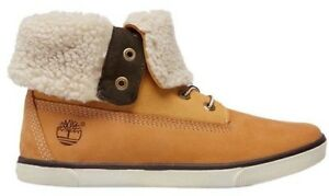 Wheat Winter 6 Leather Timberland 6 Childrens Fleece Fleece Boys Timberland Winter xgpqHgX