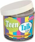 Teen Talk in a Jar Everyday Questions for Teens 9781575428987 Games