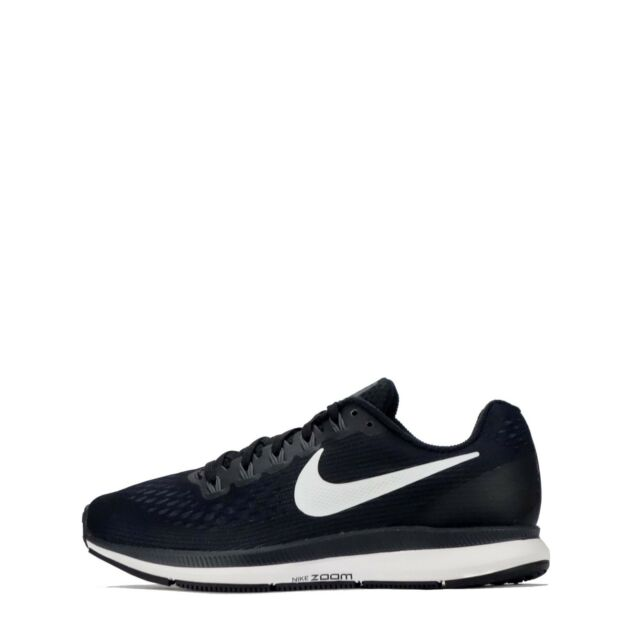 88d09875fc4 Nike Air Zoom Pegasus 34 Lightweight Fitness Women s Running Shoes Black  White