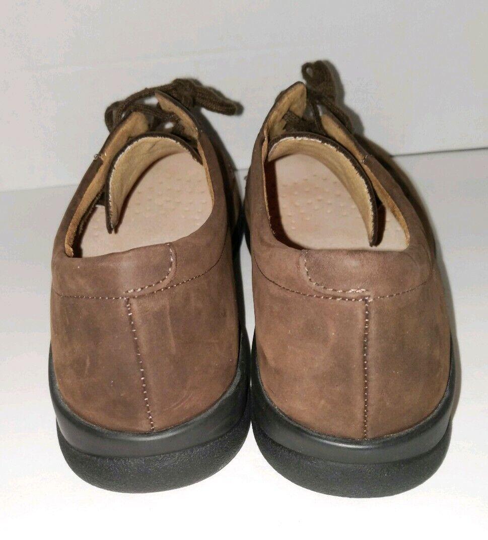 VIVO by Solidus TINA Brown Suede GERMAN Walking Work Shoes UK 8 H / US 10