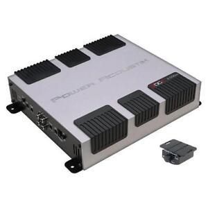 Vehicle Electronics & GPS POWER ACOUSTIK EG1-2500D 2500 WATT