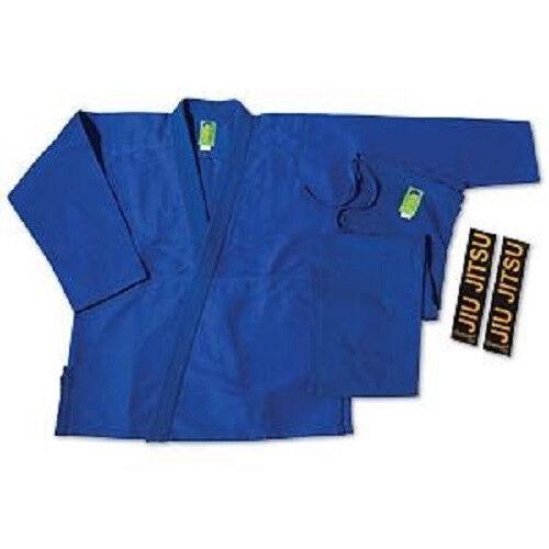 ProForce Jiu-Jitsu Training Uniform BJJ Gi  - bluee