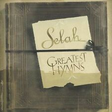 Greatest Hymns by Selah (CD, Aug-2005, Curb)-FREE SHIPPING-