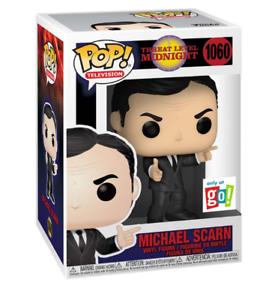 #1060 MICHAEL SCARN THREAT LEVEL MIDNIGHT GO FUNKO POP PRE-ORDER EXCLUSIVE