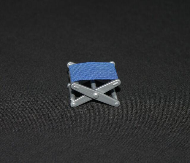 Playmobil vie quotidienne chaise pliante de camping 5435 70089