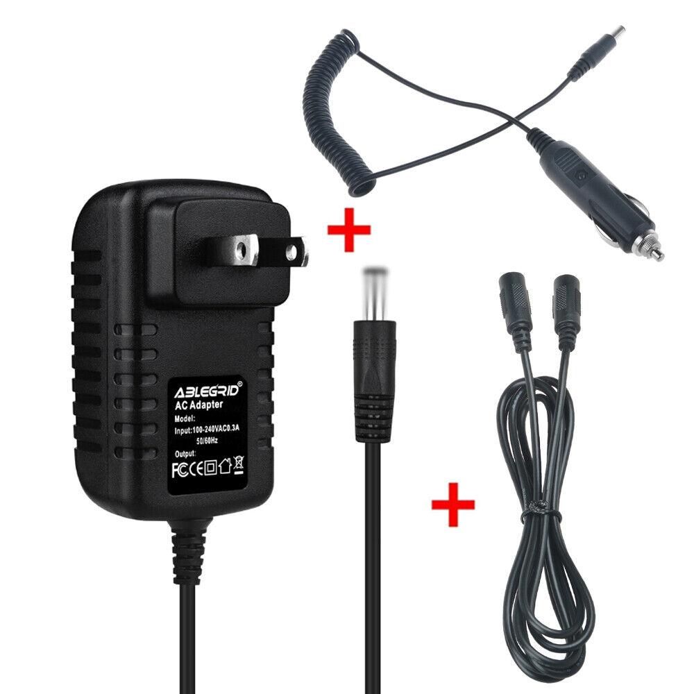 13.5V DC Charger Adapter for Peak 750 900 power station jump starter 12V Power