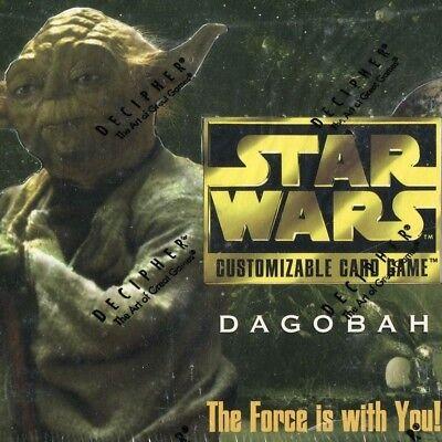 Star Wars CCG Dagobah Limited BB Rycar/'s Run