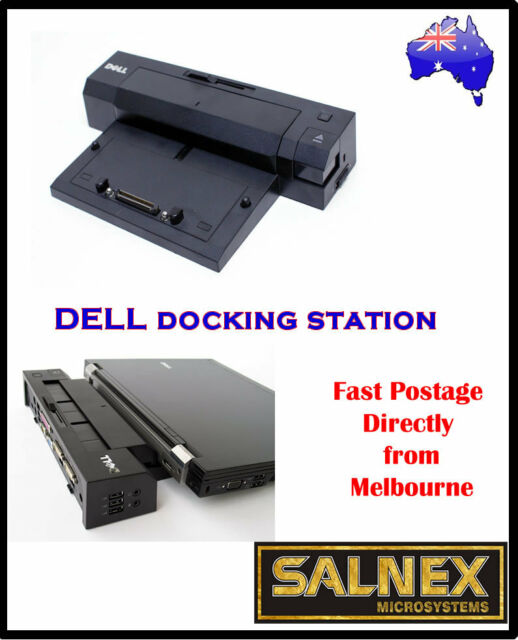 Genuine Dell Docking Dock Station Latitude D531 D630 D820 D830 ATG