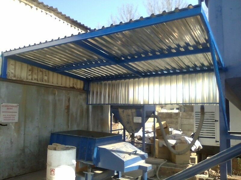 New Carports Steel