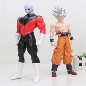 Dragon Ball Super Son Goku /& Jiren action figures toy models figurine PVC 30 cm