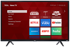 "TCL 32"" Class HD (720P) Roku Smart LED TV (32S321)"