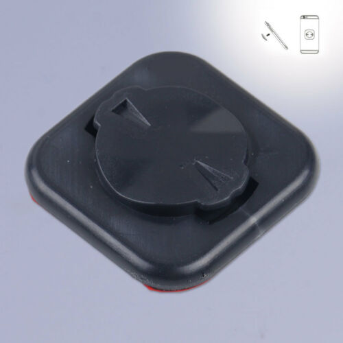 3x Bike Phone Sticker Mount Cycle Computer Holder GPS Bracket Adapter for Garmin