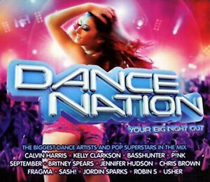 Various-Artists-Dance-Nation-CD-Box-Set-4-discs-2009-FREE-Shipping-Save-s