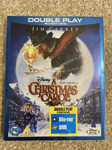 A Christmas Carol (Animated, Jim Carrey) Blu-ray & DVD NEW SEALED | eBay