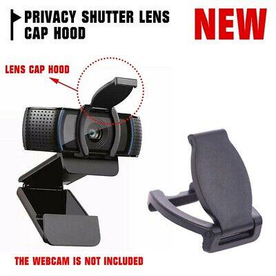 Camera Privacy Shutter Lens Cap Hood for Logitech HD Pro Webcam C920 C922 C930e