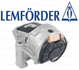 For Audi A4 A5 Q5 Quattro 2.0L Liter Left /& Right Engine Mounts Lemfoerder Set