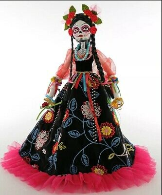 Katherine/'s Collection Day Of The Dead My Chihuahua Bites Figure 36-936317 NEW