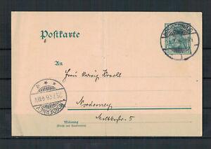Deutsches-Reich-Ganzsache-P-78-Braunschweig-nach-Norderney-24-07-1906