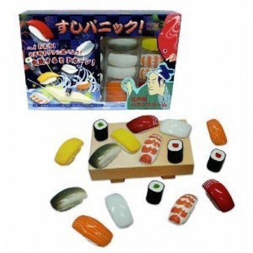 Nytt Sushi panik japanskt balansspel japan