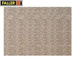 Faller-N-222561-Wall-Panel-034-Plaster-034-1m-New