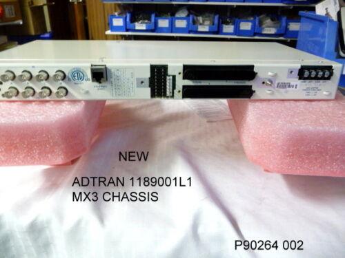 ADTRAN NEW MX3 CHASSIS 1189001L1