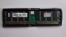 Kingston KVR400X64C3A/512 DDR 512Mb PC-3200 RAM memoria DRAM