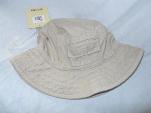 Old Navy Baby Boys Bucket Hats XS 6-12 Mo S 12-24 Mo 2T//3T L 4T//5T Khaki Blue