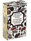 Favorite Jane Austen Novels: Pride and Prejudice, Sense and Sensibility and Persuasion by Jane Austen (Paperback, 1997)