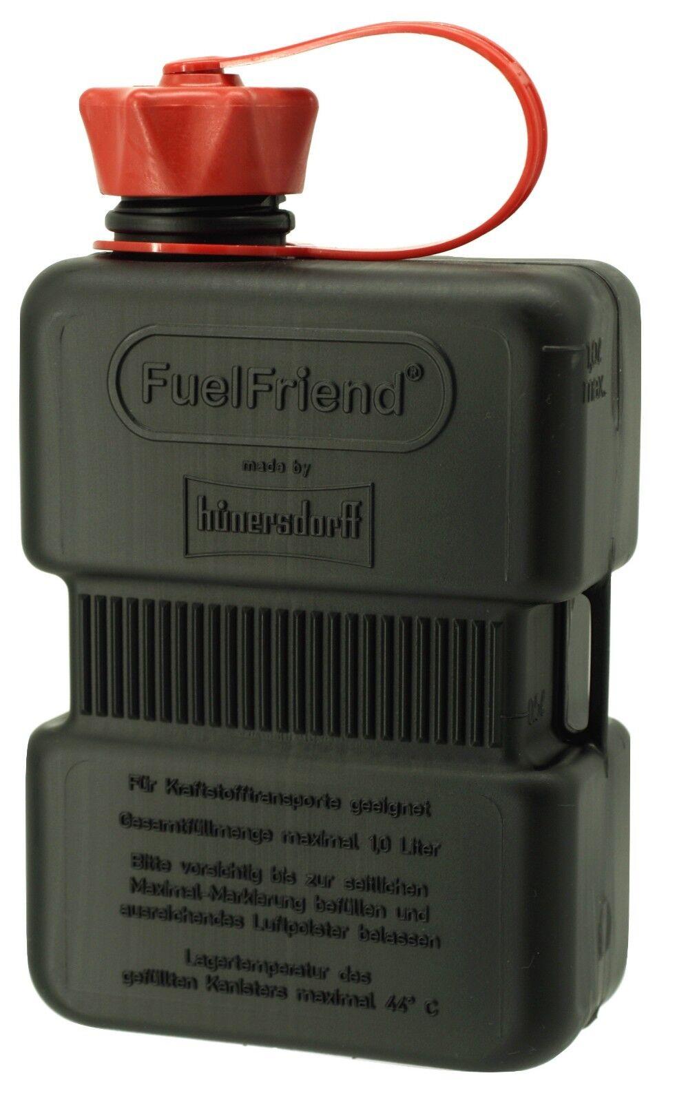 Füllrohr verschließbar Sonderserie BLACK FuelFriend®-PLUS 1,0 Liter