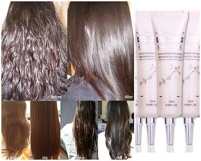 HAIR DRY DAMAGE Magic proteins care 25ml 1pcs korea+ Argan Hair oil 1pcs