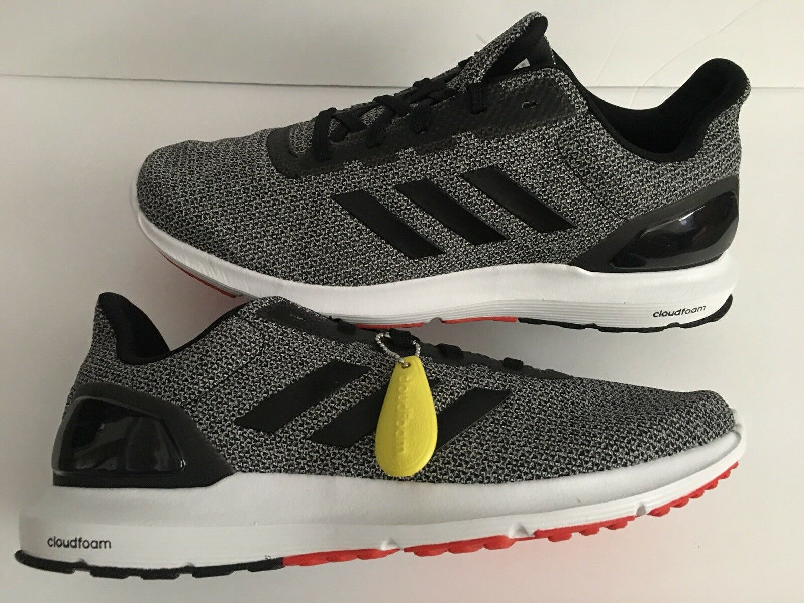 Adidas Men's Cosmic 2 Running Fitness Black shoes Mens Size 9.5 US NEW  CP9483
