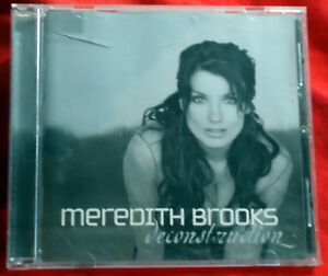 Deconstruction-von-Meredith-Brooks-12-Track-CD-1999-Capitol-Records