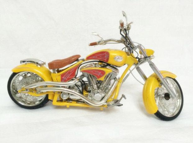 Guiloy 7  1 von dufch harley - davidson motorrad - druckguss - modell