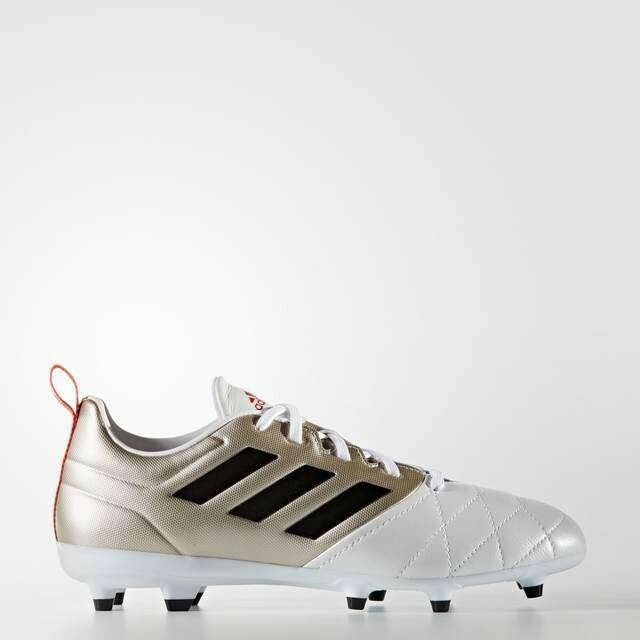 499c3e647 Buy adidas Ace 17.3 FG W Womens Soccer Shoes Size 6.5 Silver Black Ba8556  online