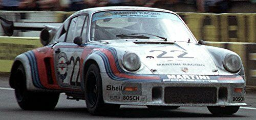 Fujimi model 1/24 real sports car series No.23 Porsche 911 Carrera RSR Turbo Le