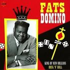 King of New Orleans Rock 'N' Roll by Fats Domino (Antoine Dominique Domino Jr.) (CD, Mar-2008, 4 Discs, Proper Box (UK))