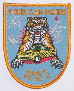 Luftwaffe-Aufnaher-Patch-TIGER-CAB-RIDERS-Tiger-Meet-2005-A4146
