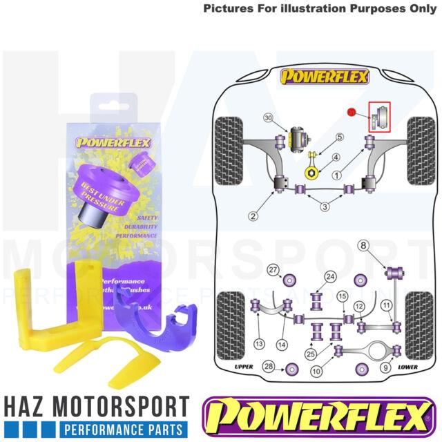 Powerflex Upper Engine Mount Insert For Audi S3 Mk2 / VW Golf Mk5 GTI + R32