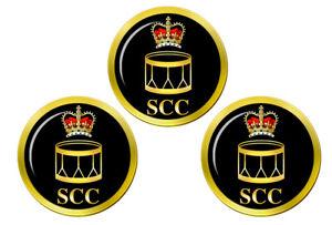 Mer-Cadets-SCC-Blouson-Badge-Marqueurs-de-Balles-de-Golf
