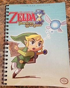 Premier-Edition-Legend-of-Zelda-Phantom-Hourglass-Strategy-Guide
