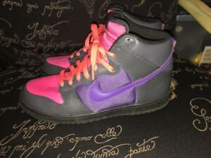sneakers for cheap b6f4a fed25 Image is loading Nike-Dunk-High-ACG-Pack-Dark-Shadow-Purple-