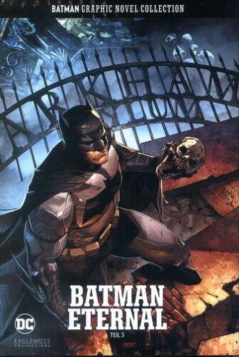HC Batman Eternal 3 Batman Graphic Novel Collection Special 3