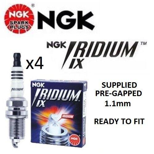 NGK Iridium IX Bougies-Honda CIVIC 1.6 Vtec 92-00 B16A EG EK