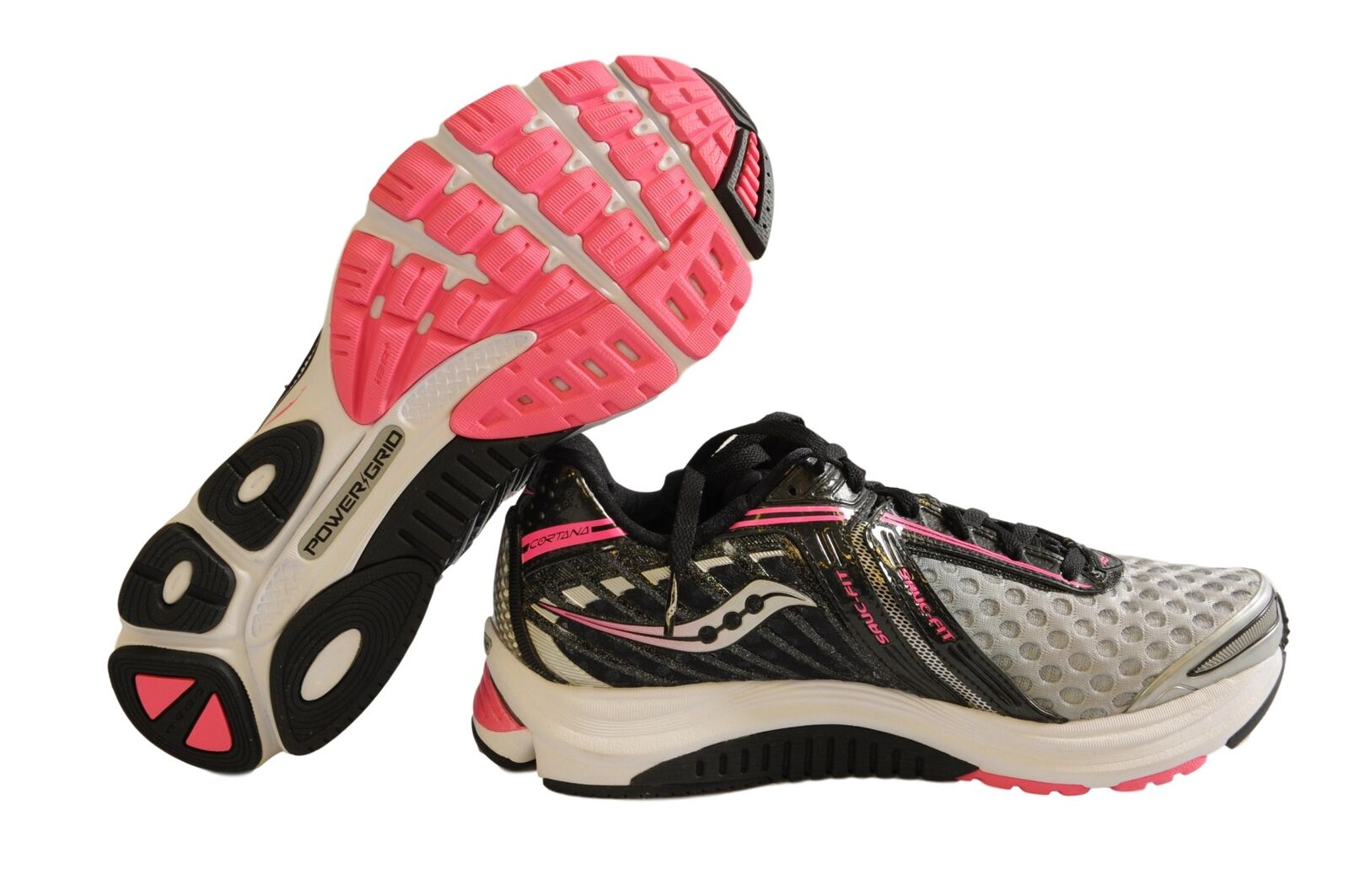 Saucony Powergrid Cortana Pro Damenschuhe Running Schuhes – UK 8 Pink – Pink 8 (: ) 82778d