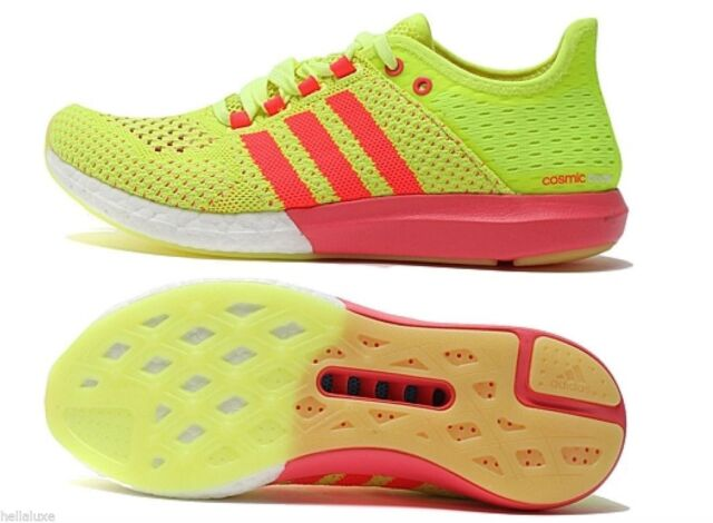 finest selection 96810 880e9 NEW~Adidas CLIMACHILL COSMIC BOOST Running gym energy Shoe response~Women  sz 7.5