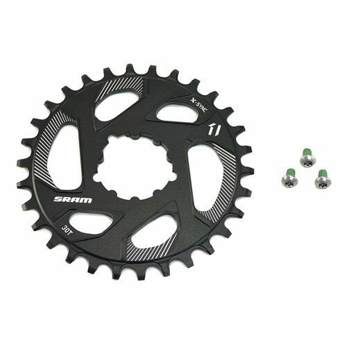 SRAM X-Sync Direct Mount 30T Chainring Zero 0mm Offset For BB30//PF30