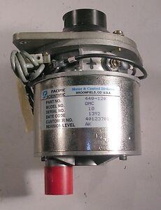 Pacific Scientific Stepper Motor Model Qmc Ebay